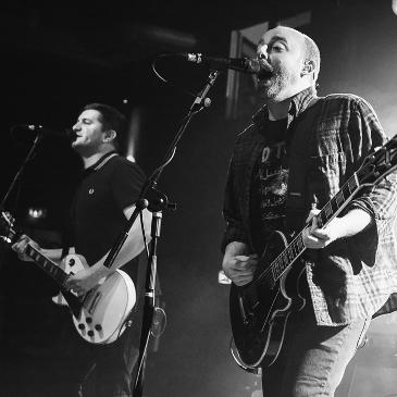THE MENZINGERS - Hannover, Faust (16.02.2018)