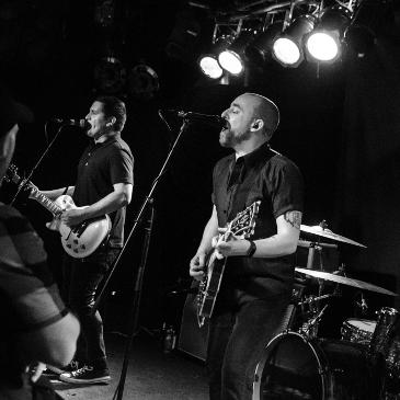 THE MENZINGERS - Köln - Underground (26.04.2017)
