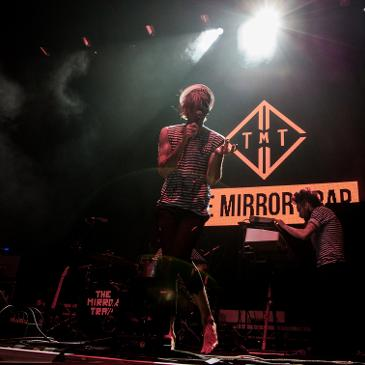 THE MIRROR TRAP - Hamburg - Barclaycard Arena (31.10.2016)