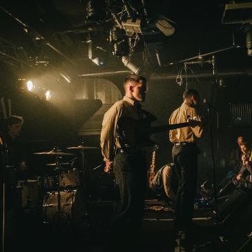 THE MURDER CAPITAL - Köln - Artheater (14.11.2019)