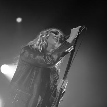 THE PRETTY RECKLESS - Hamburg - Sporthalle (27.11.2017)