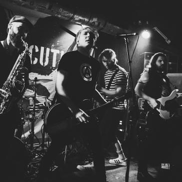 THE PROSECUTION - STUTTGART - KELLER KLUB (21.10.2017)