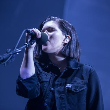 THE XX - Hamburg - Sporthalle (12.02.2017)