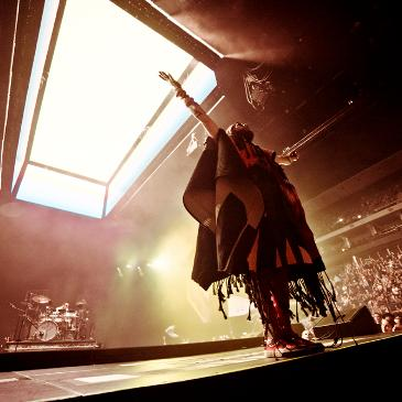THIRTY SECONDS TO MARS - Berlin - Mercedes-Benz Arena (03.05.2018)