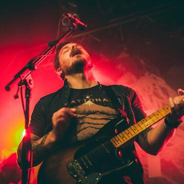 THRICE - Köln - Live Music Hall (12.06.2018)