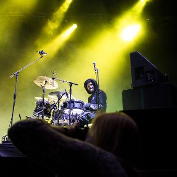 THUNDERCAT / OFF FESTIVAL / KATOWICE (07.08.2016)