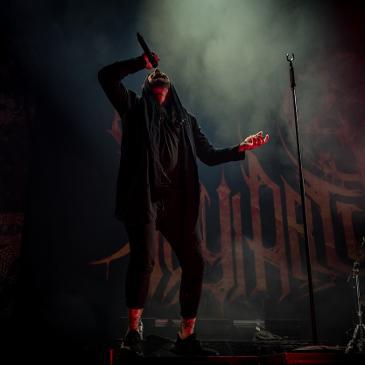 THY ART IS MURDER – STUTTGART – SCHLEYERHALLE (11.02.2019)