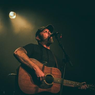 TIM BARRY - Köln - Live Music Hall (26.04.2018)