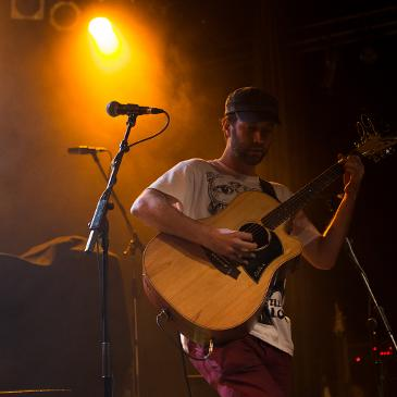 TIM MCMILLAN - Candlelight & Hellfire Tour - Osnabrück - Rosenhof (26.11.2015)