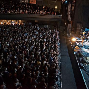 TIM VANTOL/ StarFM Maximun Rock Night - Berlin - Columbiahalle (22.07.2016)