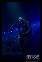 Terror - Persistence Tour 2008 - München - Backstage (08.12.2008)