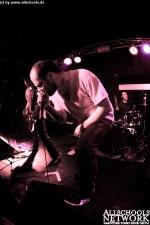 The Bronx - Köln - Underground (23.10.2008)