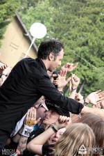 The Bouncing Soul - Greenfield Festival - Interlaken (14.06.2013)