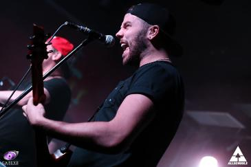 The Color Morale - Frankfurt Am Main - Elfer (27.05.2015)