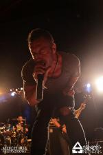 The Dillinger Escape Plan - Stuttgart - LKA Longhorn (29.04.2012)