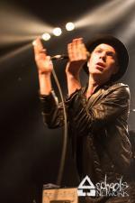 The Durango Riot - Visions Westend Festival  - Dortmund - FZW (01.11.12)