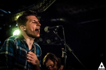 The Early November - Hafenklang - Hamburg (04.05.2015)