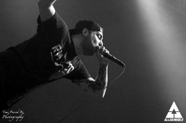 The Ghost Inside - Impericon Festival - Leipzig - Agra (02.05.2015)