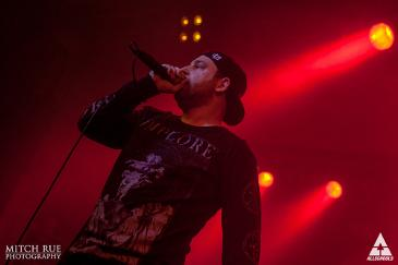 The Ghost Inside - Karlsruhe - Substage (29.04.2015)