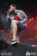 The Haverbrook Disaster - Trier - Never Say Die Open Air (12.06.2011)