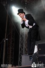 The Hives - Greenfield Festival - Interlaken (17.06.2012)