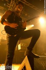 The Human Abstract - Esch -NSD Tour (19.10.2011)