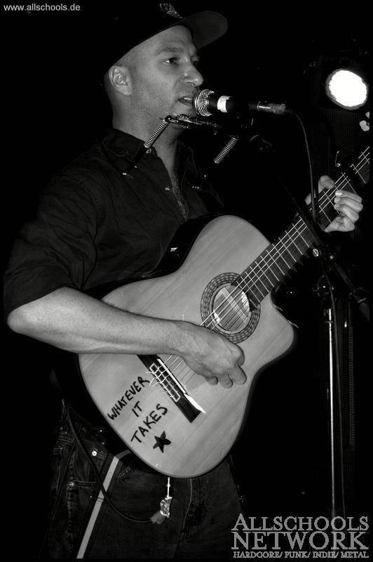Photo zu 31.05.2007: The Nightwatchman - Köln - Prime Club