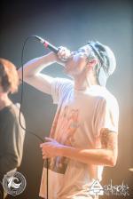 The Plot In You - Stuttgart - ClubCann 14.11.2014