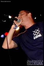 The Warriors - Herne - Gysenberghalle - Pressure Festival (23.06.2007)