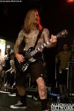 Throwdown - Trier - Summer Blast (21.06.2008)