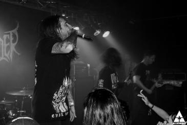 Thy Art Is Murder - Köln - Underground (16.08.2015)