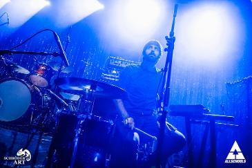 Tocotronic (Support: Sarah&Julian) - Tour 2015 - Schlachthof Bremen (21.10.2015)