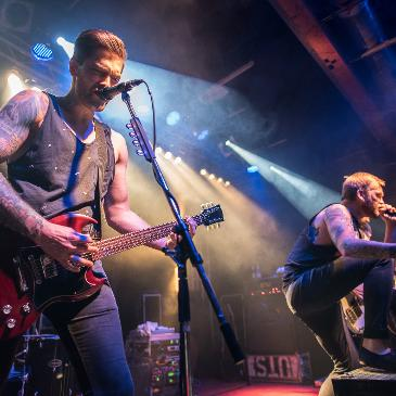 UNLEASH THE SKY – MANNHEIM – 7ER CLUB (25.02.2017)