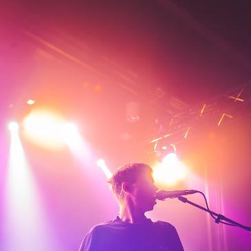 VAN HOLZEN - Dresden - Beatpol (13.11.2019)