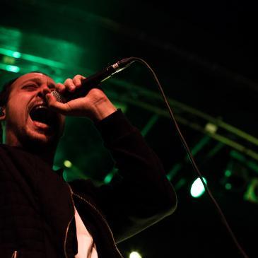 VEIL OF MAYA - Hamburg - Markthalle (23.11.2015)