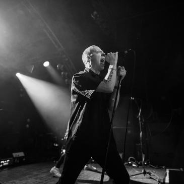 VOID OF VISION - Hamburg - Markthalle (11.12.2019)