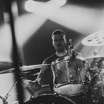 VOID OF VISION - München - Backstage (17.12.2019)