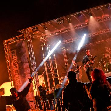 WALLESAU IST BLAU FESTIVAL- Nürnberg / Roth (02.09.2017)