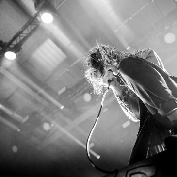 WHILE SHE SLEEPS - Berlin - Columbiahalle (26.01.2018)