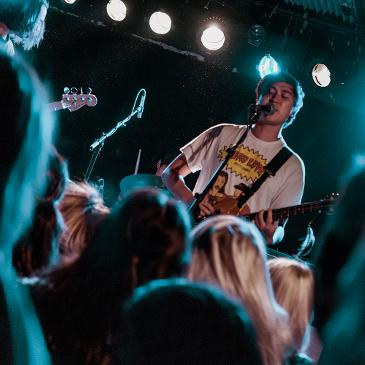 WITH CONFIDENCE - Berlin - Musik & Frieden (03.10.2019)