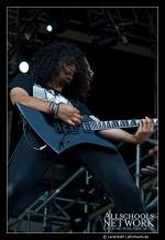 Warbringer - With Full Force Festival 2009 (04.07.2009)