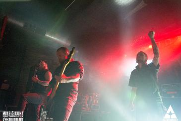 Whitechapel - Progression Tour - STUTTGART – LKA Longhorn (29.04.2015)