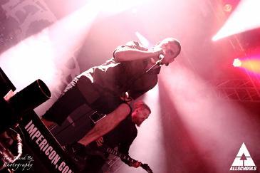 Whitechapel  - Impericon Festival - Leipzig - Agra (02.05.2015)