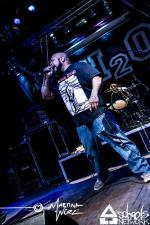 Wisdom In Chains - Rebellion Tour 5 - Lahr - Universal D.O.G (25.04.2014)