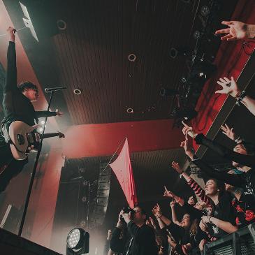 YUNGBLUD - Berlin - Astra (08.11.2019)