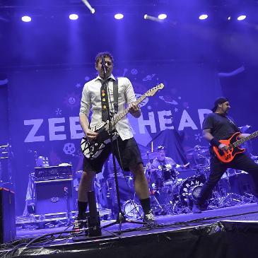 ZEBRAHEAD - Berlin - Velodrom (01.02.2020)
