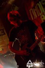 Arterial - Münster -Sputnikcafe (14.01.2012)