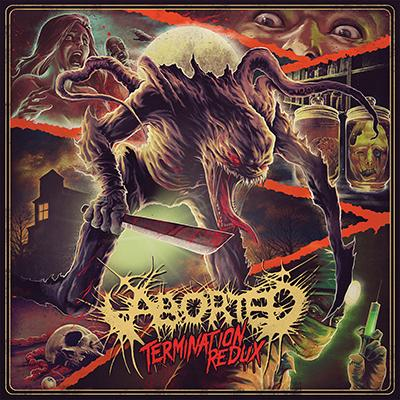 ABORTED - Termination Redux EP