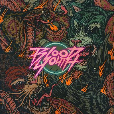 BLOOD YOUTH - Inside My Head