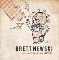 Brett Newski - American Folk Armageddon